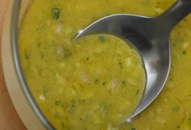 Balsamico-Vinaigrette für Tomatensalat - Rezept