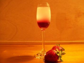 Strawberry-Shooter - Rezept