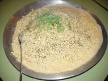 Kokosnuss-Curry-Nudeln - Rezept