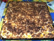 BLECHKUCHEN - Mandarinenkuchen - Rezept