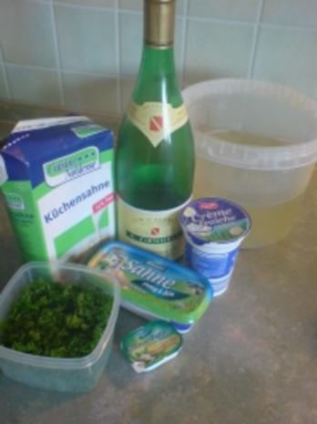 "Suppe ""Spargelcreme-Suppe"" - Rezept - Bild Nr. 2"