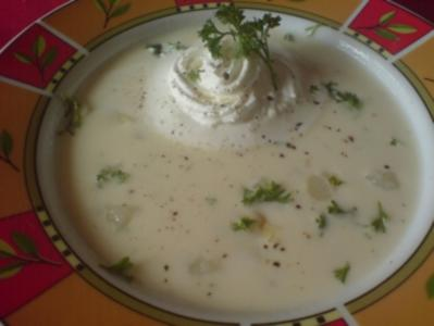 "Suppe ""Spargelcreme-Suppe"" - Rezept"