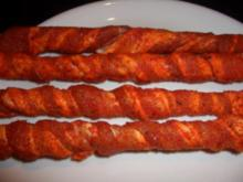Grillen : Grillfackeln - Rezept