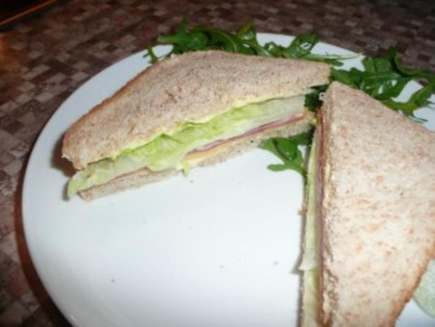 American Sandwich - Rezept