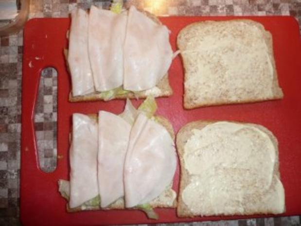 American Sandwich - Rezept - Bild Nr. 3