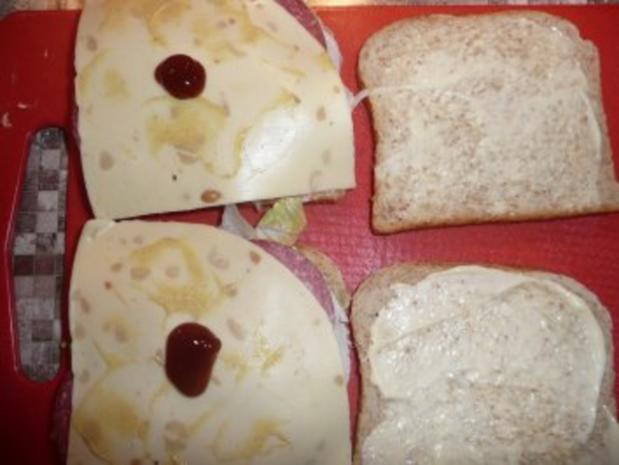 American Sandwich - Rezept - Bild Nr. 6