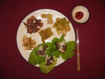 Traditionelles Feuerfleisch - Rezept