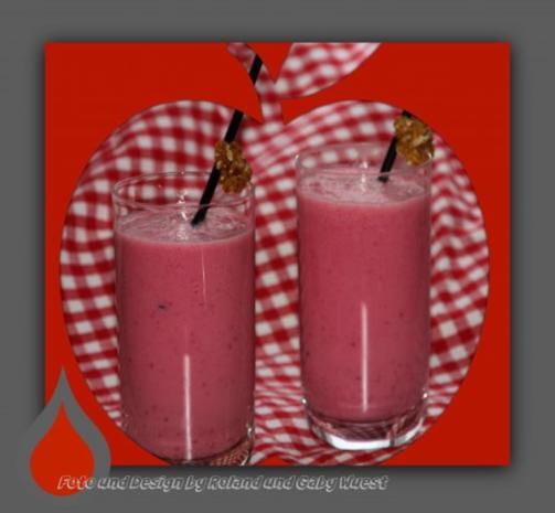 himbeer- joghurt- smoothie - Rezept - Bild Nr. 7