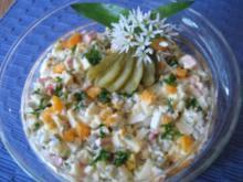 Sieben-Tassen-Salat ... - Rezept