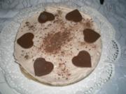 Philadelphia - Cappuccino Torte - Rezept