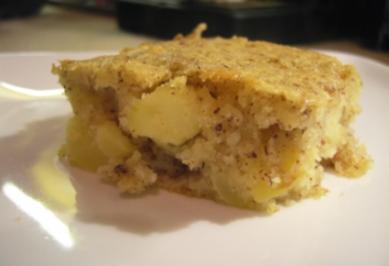 Kuchen Apfel Nuss Joghurt Vom Blech Rezept Kochbar De