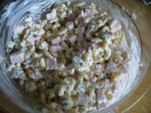 leckerer Nudelsalat - Rezept