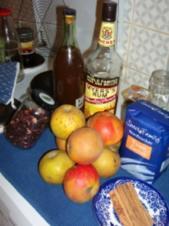 Apfel-Zimt Sirup, und das nicht nur zur Weihnachtszeit - Rezept