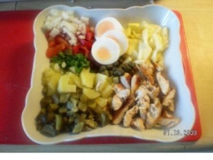 Leichter Fleisch-Salat - Rezept - Bild Nr. 2
