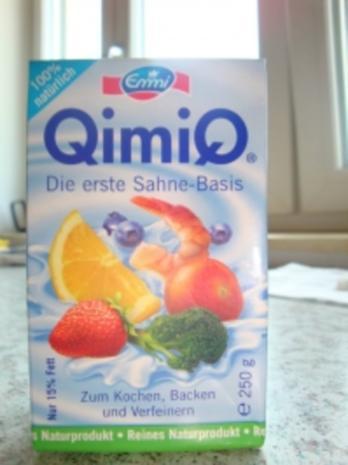 Was ist QimQ???? - Rezept