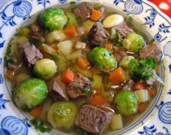Eintopf- und Suppen-Vielfalt ... - Rezept - Bild Nr. 22