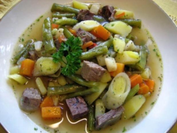 Eintopf- und Suppen-Vielfalt ... - Rezept - Bild Nr. 8