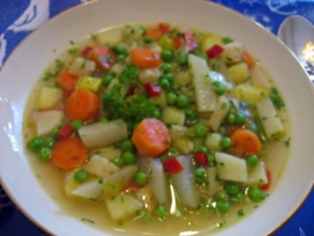 Eintopf- und Suppen-Vielfalt ... - Rezept - Bild Nr. 5