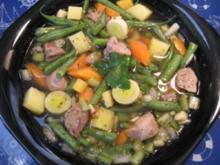 Eintopf- und Suppen-Vielfalt ... - Rezept