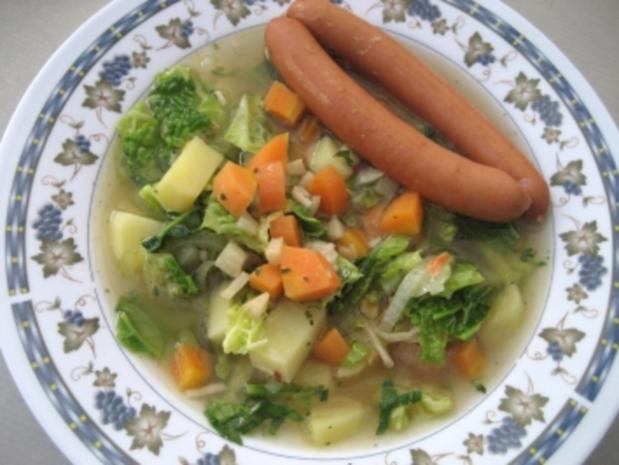 Eintopf- und Suppen-Vielfalt ... - Rezept - Bild Nr. 7