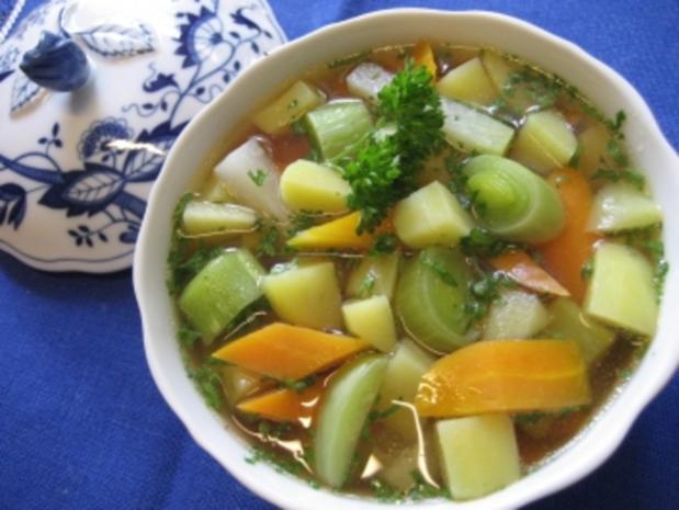 Eintopf- und Suppen-Vielfalt ... - Rezept - Bild Nr. 2