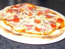 Pizzateig - Rezept