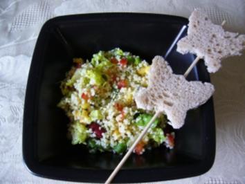 Couscous - Salat - Rezept