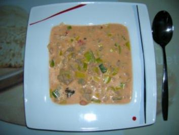 Party-Suppe - Rezept