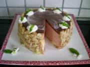 Pflaumen Traum Sahne Torte - Rezept