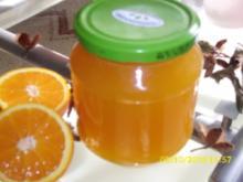 Orangensirup - Rezept