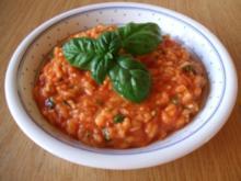 Tomatenrisotto - Rezept
