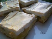 Rhabarber Kuchen - Rezept