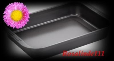 Granierte Filet-Pfanne - Rezept