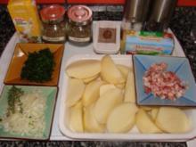 Beilage : -Bayrischer Kartoffelstampf- - Rezept