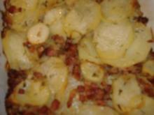 Provenzalische Kartoffeln - Rezept