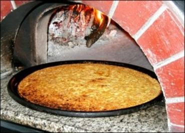 Rezept: Fainè aus Porto Torres (Sardinien) Grundrezept