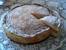 Aprikosen- Schmandtorte - Rezept