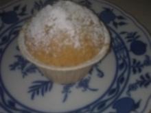 Amaretto-Mandelmuffins - Rezept