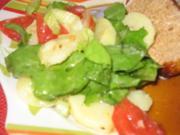 abartig guter steirischer salat - Rezept