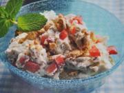 Erdbeer-Ricotta - Rezept