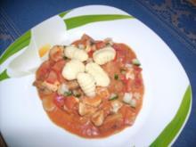 Gnocchipfanne - Rezept