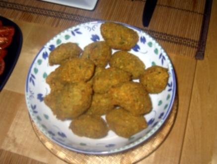 Falafel - Rezept