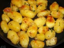 Griechische Kartoffeln - Rezept