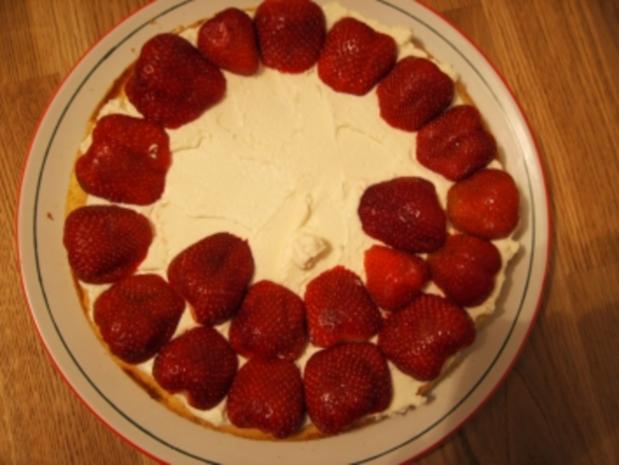 Erdbeer-Mascarpone-Torte - Rezept - Bild Nr. 3