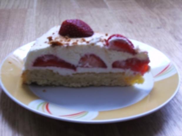 Erdbeer-Mascarpone-Torte - Rezept - Bild Nr. 5