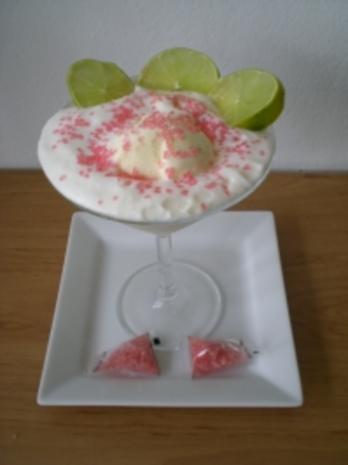 Scroppino - italienischer Eis Cocktail - Rezept - Bild Nr. 2