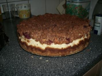 Rezept kuchen kirschen mascarpone