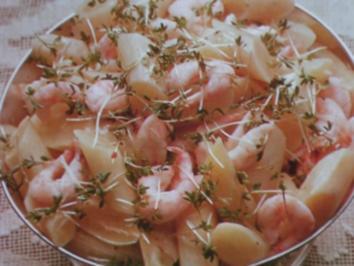 Schwarzwurzel- Salat - Rezept