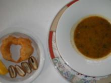 Marokkanische Grießsuppe - Rezept