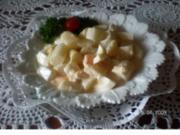 Spargelsalat mit Honiggurken - Rezept
